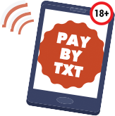 Pay By Text Bingo